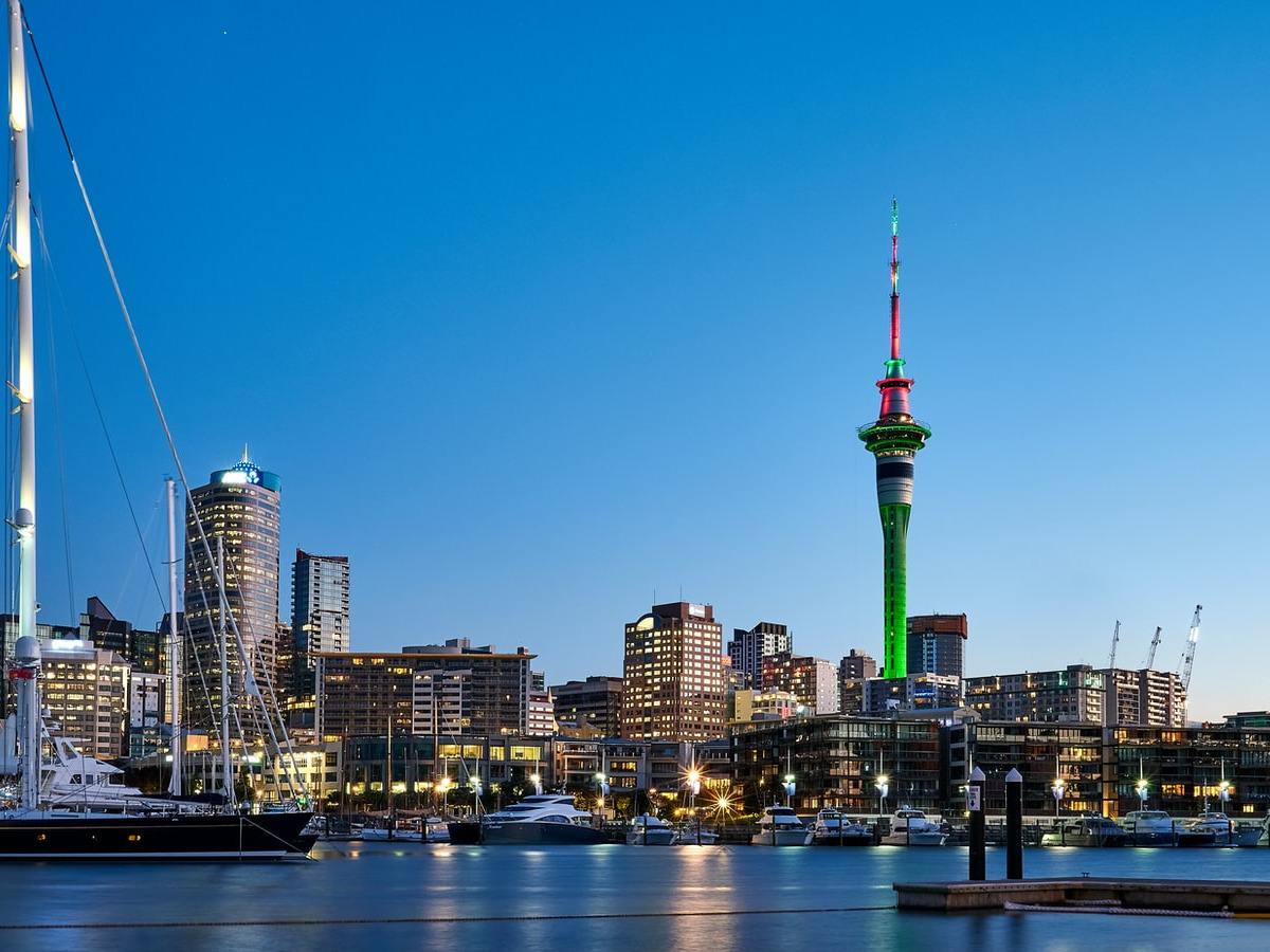 Auckland City Symposium